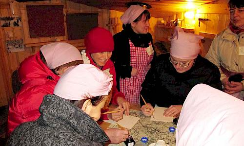 The Ostrobothnian Children's Culture Network BARK - Historic Environment Education for a region
